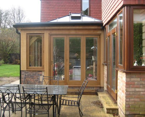 Single Storey side and rear extension, Oxted, Surrey