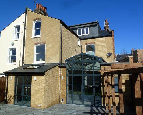 Loft Conversion and Rear Extension, Balham, London
