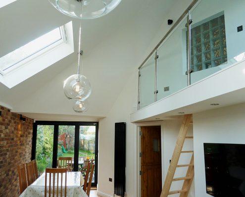 One storey side extension, Edenbridge, Kent